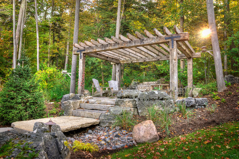 Brydges - Outdoor Living Space