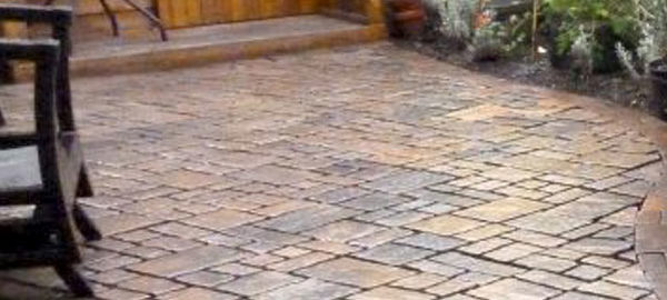 Sean James - Permeable Paving